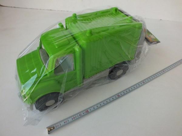Ketsan ks-773 büyük çöp kamyonu 8,00_600x450