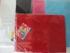 Lino 50x70 tek renk keçe 10'lu 25,00_600x450