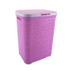 Saral s-7008 dantelli 65lt kirli çamaşır sepeti 25,50