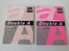 Double A renkli A4 kağıdı 100 lü koli(25pk) pk  8,00_600x450