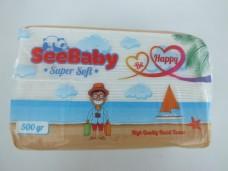 Seebaby 500 lü peçete - kağıt mendil koli(10pk) 50,00_600x450