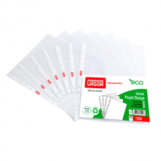 Cassa 7255 eco poşet dosya 100'lü koli(50pk) pk 6,00