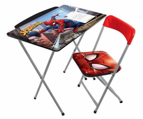 Furkan Toys lisanslı spiderman katlanır çalışma masası 50,00_600x498