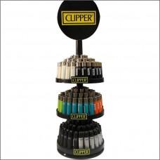 Clipper taşlı çakmak standlı pk(144'lü) 375,00