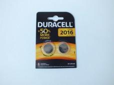 Duracell 2016 pil 2 li 8,50_600x450