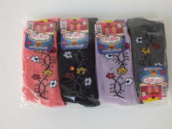Or-bay 9 yaş kız çocuk çorap dz 15,00_600x450