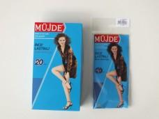 Müjde 20 den ince lastikli çorap pk(6'lı) 9,00_600x450