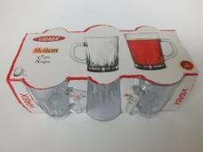 Vidrex meltem 6'lı cam kupa koli(8pk) pk 9,10_600x450