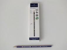 Faber Castell H dereceli resim kalemi 12'li 13,50_600x450