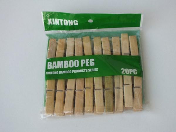 Bambu ahşap mandal 20'li 1,40_600x450