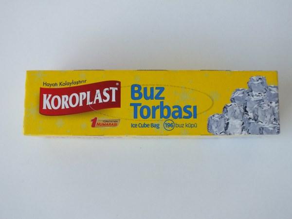 Koroplast buz torbası pk(12li) ad 3,00 pk 33,00_600x450