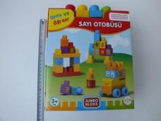 Best toys 6461 sayı otobüs 13,00_600x450