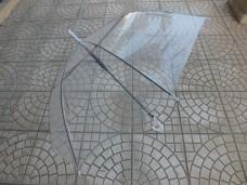 Rugby 3212 şeffaf şemsiye  11,00_600x450