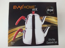 Evax arya orta boy pls kulp çaydanlık  64,50