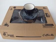 Great home 12 prç kahve  tk  71,50