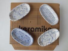 Keramika hitit 16cm çerezlik pk(36 lı) pk  144,00
