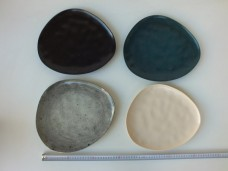 Keramika servis tabak elips 7,50_600x450