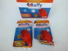 Buffy kırmızı bulaşık eldiveni 8-8,5 pk(30lu) ad 4,50_600x450